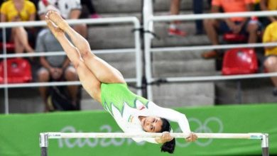 Photo of India's Olympics Hopes In Gymnastics Pinned With Tripura Girl