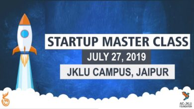 Photo of Startup Master Class comes to Jaipur