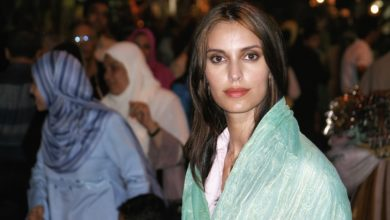 "Saira Mohan a Canadian supermodel whom Newsweek called ""the perfect face"" when the magazine put her on its cover in 2003."
