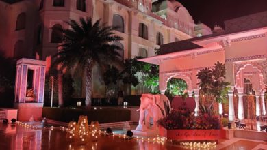 Photo of Rajasthan bags award for best wedding destination in India