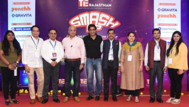 Photo of Investors interact with Rajasthan start ups at TiE SMASH UP