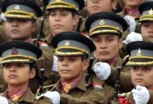 Photo of PC for women in Army