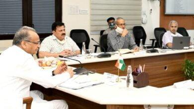 Photo of पत्रकारों को रियायती दर पर भूखण्ड के लिए योजना बनाएं -मुख्यमंत्री